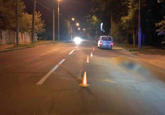 В Харькове на улице обнаружен труп