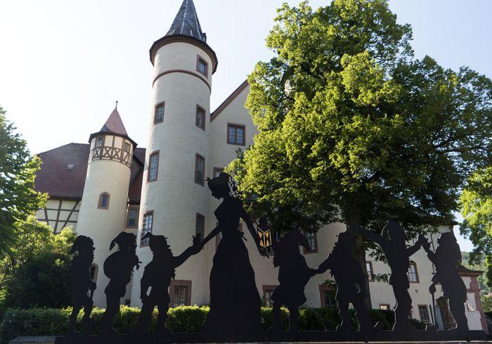 В Германии нашли надгробие настоящей «Белоснежки» (фото)
