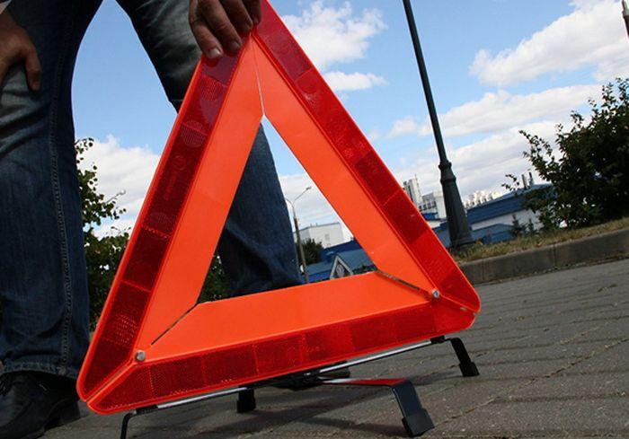 Из-за ДТП с маршруткой в Харькове заблокировано движение трамваев (фото)