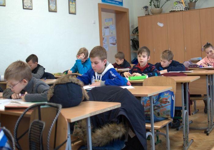 В украинских школах вводят новый предмет