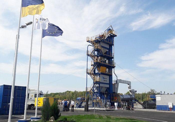 Под Харьковом начал работу новый завод: фото-факт