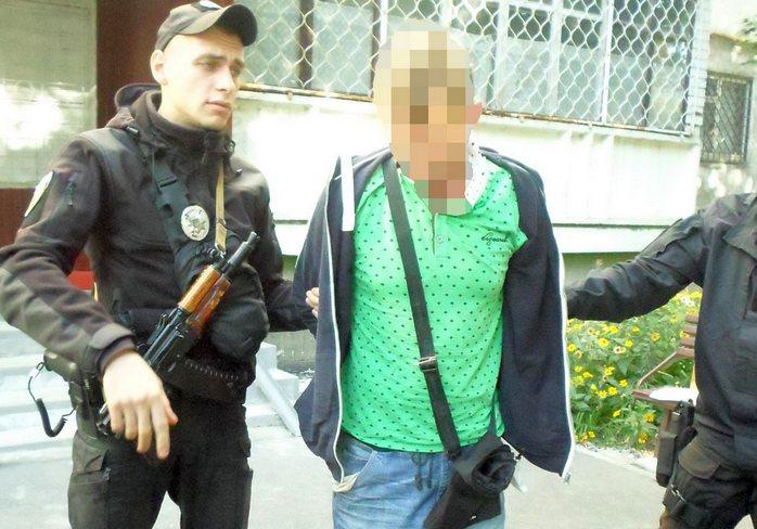 В Харькове задержали «минера»