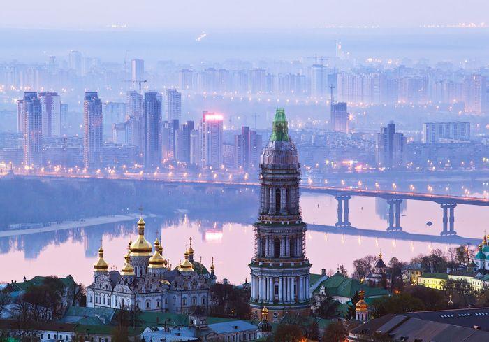 Forbes рекомендует туристам ехать в Киев вместо Парижа