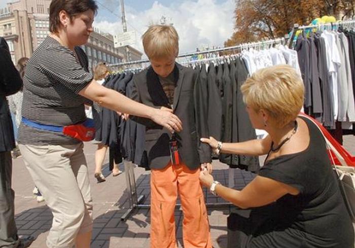 Как правильно выбрать одежду школьнику