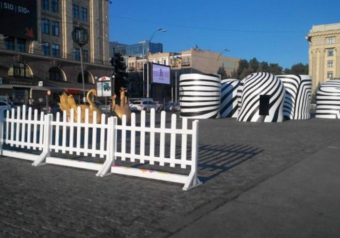 День города: центр Харькова перекроют
