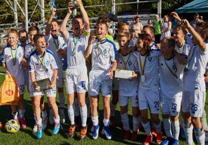 В Харькове названы победители футбольного турнира «Первая столица»