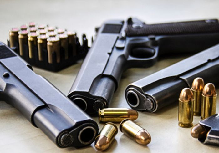 Петиция о легализации оружия в Украине набрала 25 тысяч голосов