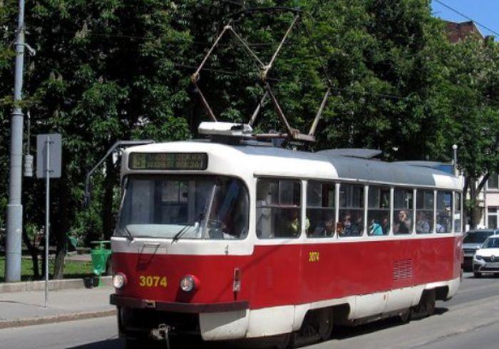 В Харькове временно изменят несколько трамвайных маршрутов