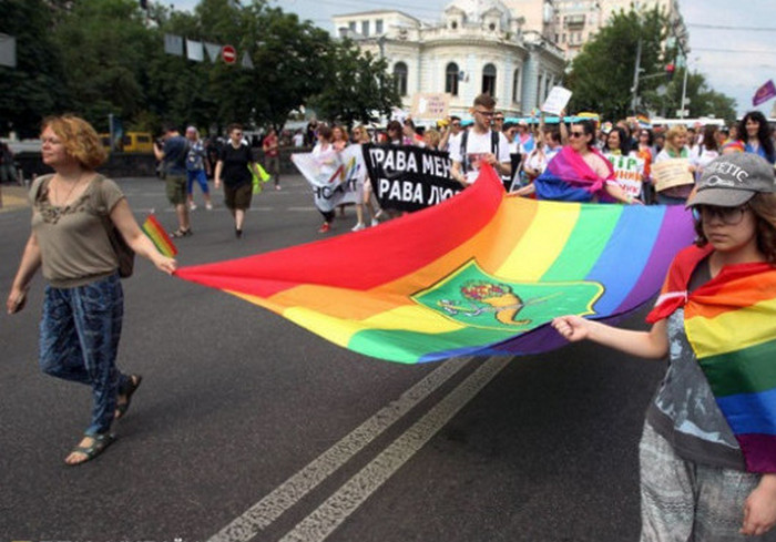 Марш равенства в Харькове: полицейские пообещали быть рядом (видео)