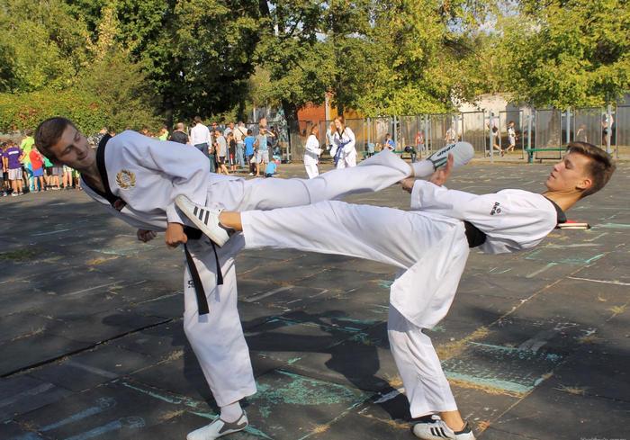 В Харькове провели Олимпийский урок