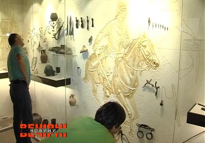 «Орбис Германорум»: в Харькове представили весьма любопытные артефакты о Слобожанщине (видео)