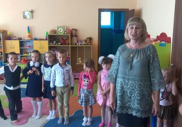 В Купянском районе Харьковщины отремонтировали детсад