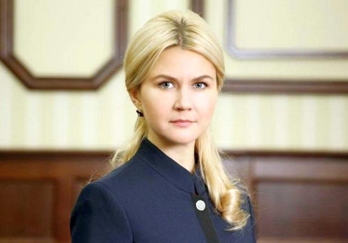 Юлия Светличная поздравляет спасателей с профессиональным праздником