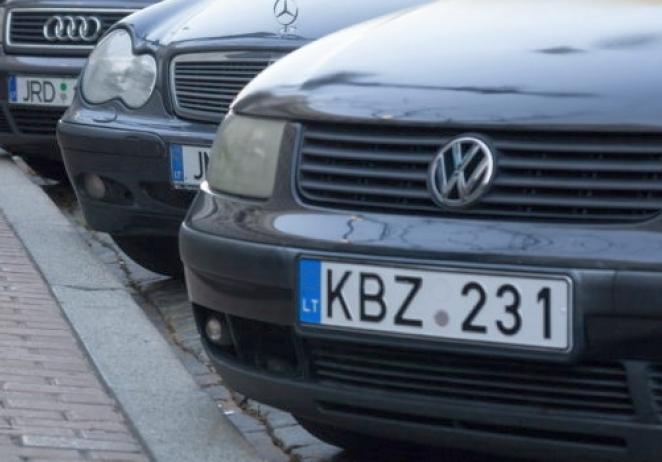Президент Украины подписал закон об отсрочке штрафов за нерастаможенные автомобили на еврономерах