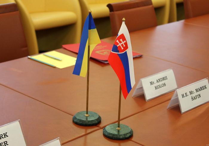 В ХОГА обсудили перспективные направления сотрудничества между Харьковщиной и Словацкой Республикой