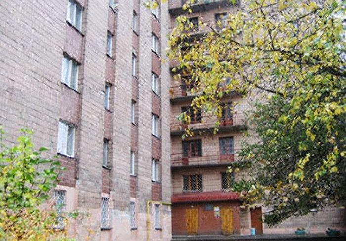 Общежитие харьковского вуза «заминировали»
