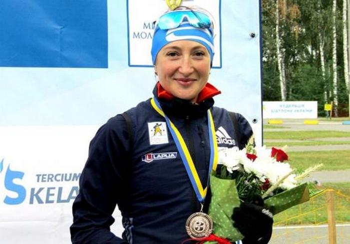 Харьковские биатлонисты завоевали «бронзу» чемпионата Украины