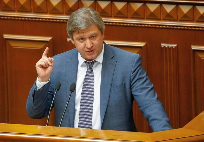 Секретарь СНБО Данилюк написал заявление об отставке