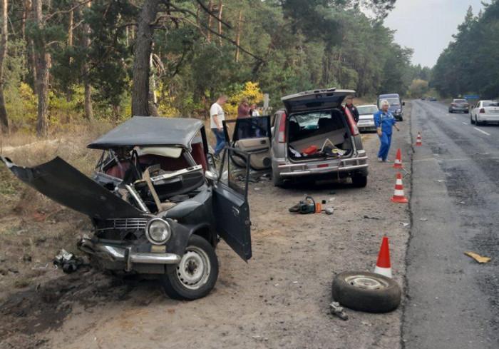 ДТП в Харьковском районе: без жертв не обошлось