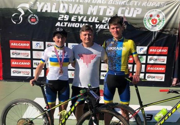 Харьковчанка стала третьей на соревнованиях в Турции