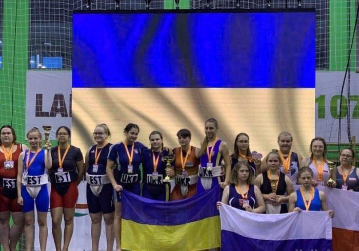 Юные сумоисты завоевали медали чемпионата Европы