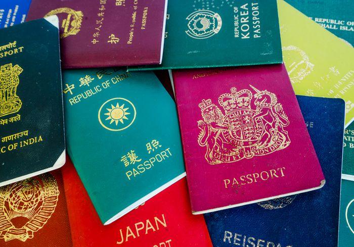 Названы страны, которые имеют самые «мощные» паспорта