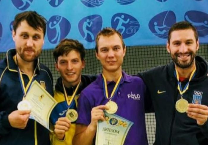 Харьковские фехтовальщики завоевали медали на Кубке Украины