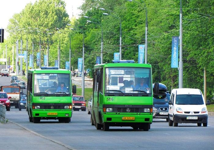 Харьковчане предлагают запустить новый автобусный маршрут
