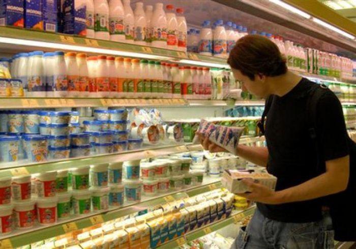 В Украине намерены ужесточить правила продажи молочной продукции