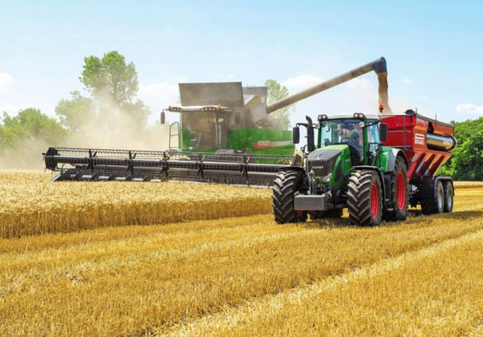 В Украине ожидается супер-урожай зерновых