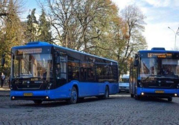 В Украине готовятся к производству новых автобусов