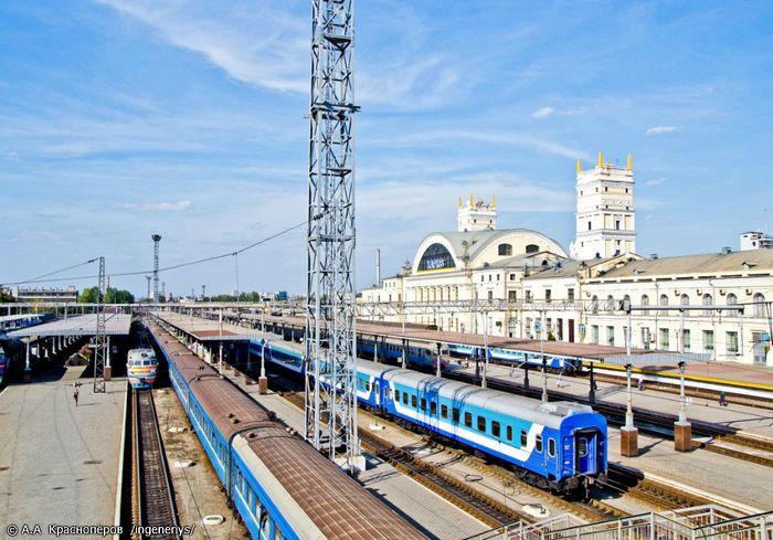 Украинцы попросили Зеленского вернуть харьковский поезд