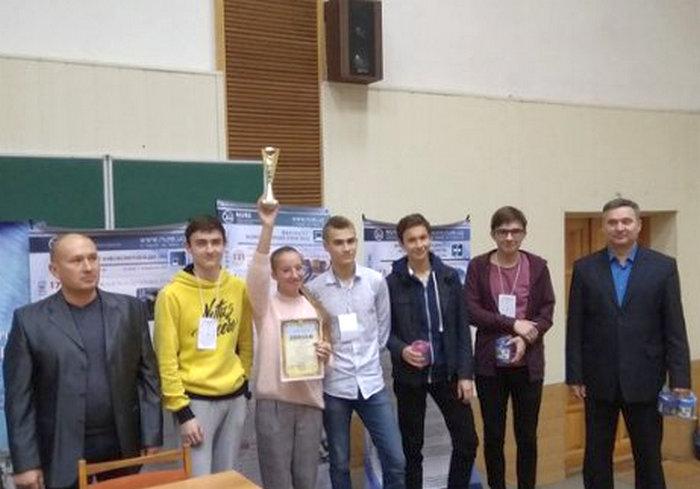 В Харькове прошел турнир юных программистов