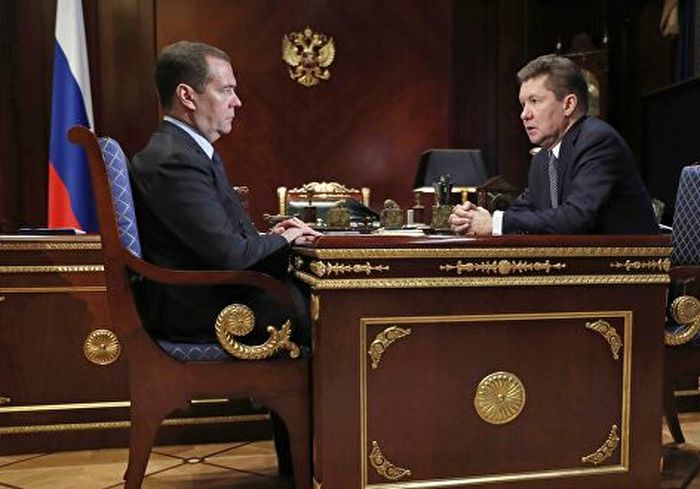 Газпром пытается вынудить Украину отказаться от победы в Стокгольме
