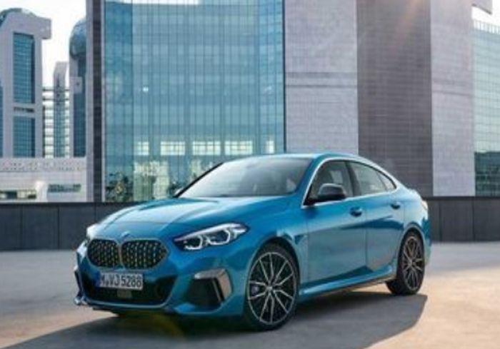 В Киеве сняли эффектную рекламу новой модели BMW (видео)