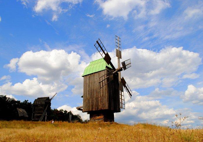 Харьковские мельницы переехали в Киев