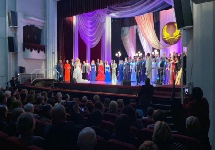 Один из старейших театров Харькова отметил «круглую» дату