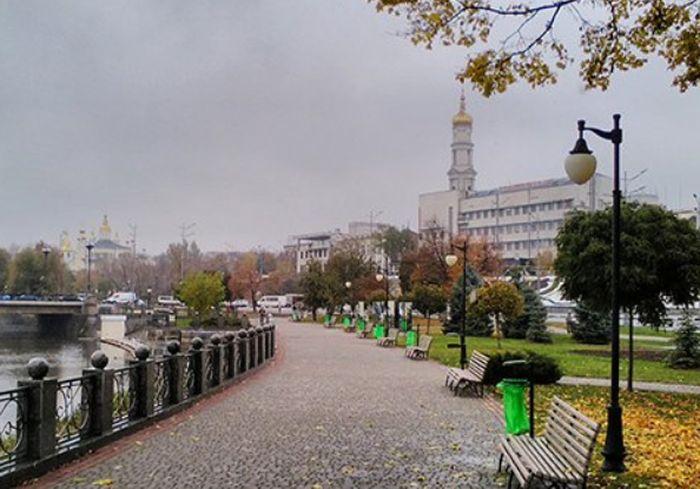 Завтра в Харькове ожидается весенняя погода