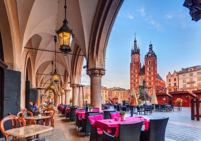 «Пять звезд». Названо лучшее место в Европе для городского отдыха