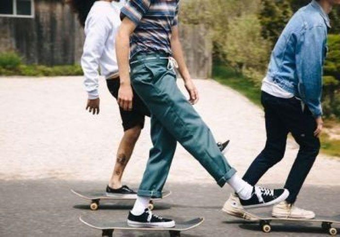 В школе под Харьковом открыли скейт-парк