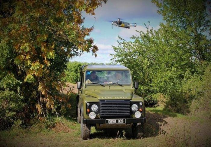 «Граница на замке»: на Львовщине произошла драма с участием дронов-соперников