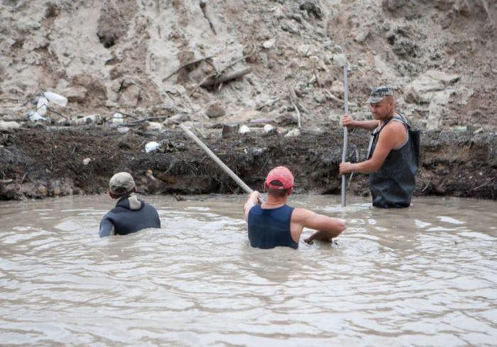 Рада собирается разрешить добычу янтаря в Украине