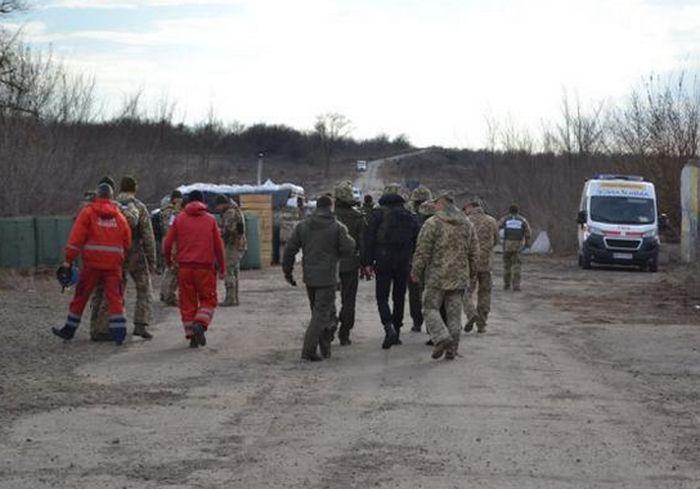 В ЕС отреагировали на разведение сил на Донбассе