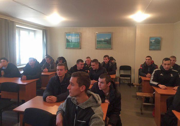 Сняли – и в Нацгвардию: из Харькова отправляют служить в область (видео)