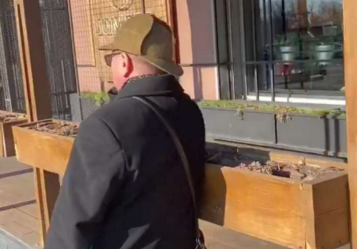 В Харькове дезавуировали тайного агента спецслужб (видео)