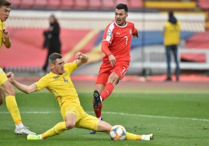 Сборная Украины - в первой корзине жеребьевки финальной части Евро-2020