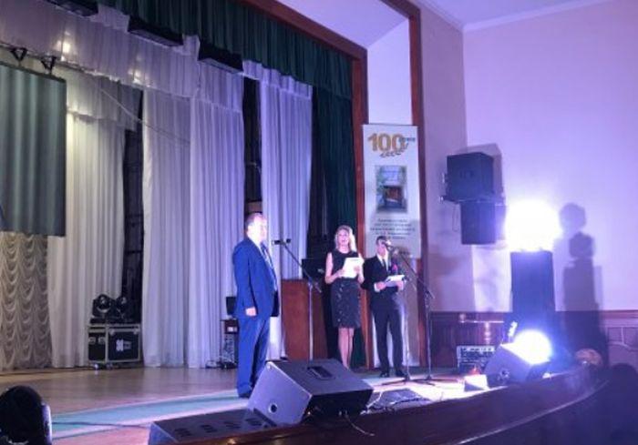 Институт эндокринологии в Харькове отпраздновал свое 100-летие
