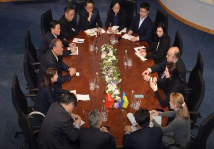 У Харькова появился шанс привлечь китайские инвестиции