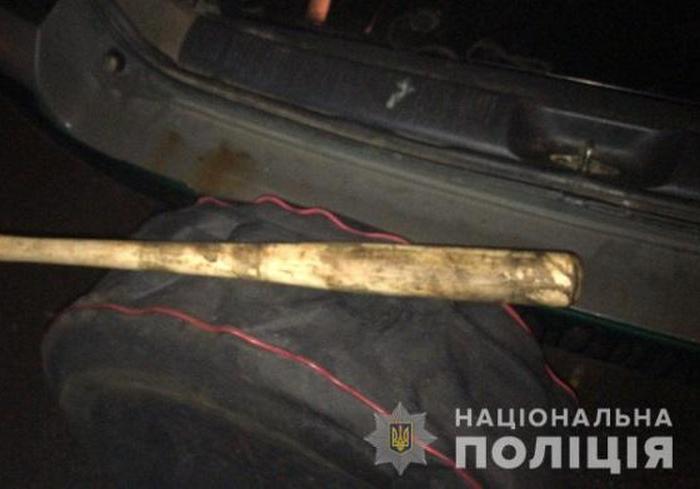 В Харькове задержали иностранных разбойников