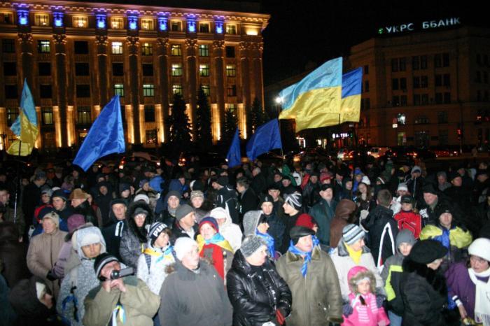 В Харькове собираются кое-что напомнить и обсудить дальнейшие действия